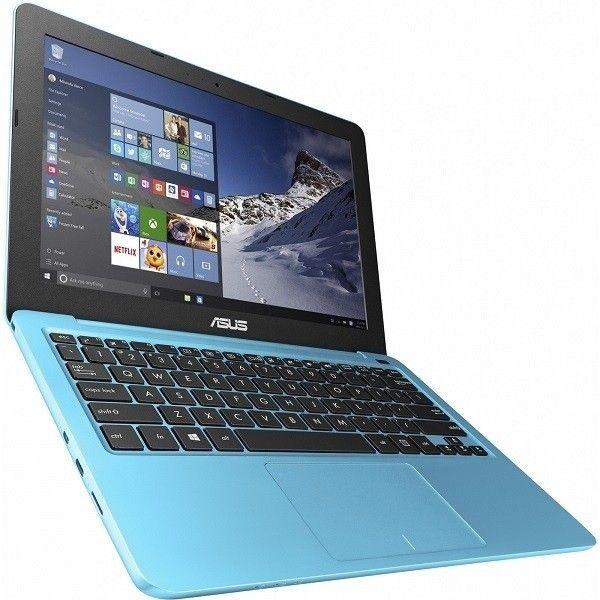 Ноутбук ASUS EeeBook E202SA (E202SA-FD0014D) Blue - 3