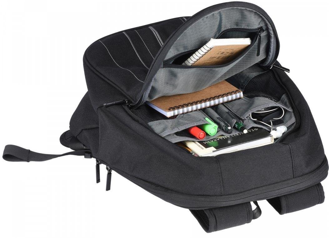 """Рюкзак для ноутбука 2E 16"""" (2E-BPN65007BK) Black от Територія твоєї техніки - 4"""