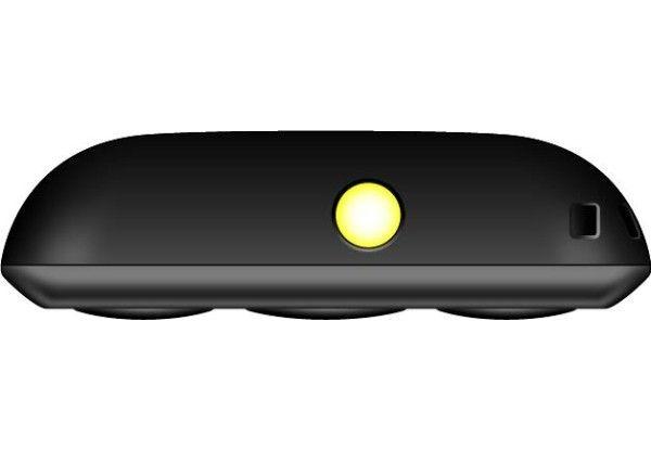 Мобильный телефон Nomi i177 Black - 4
