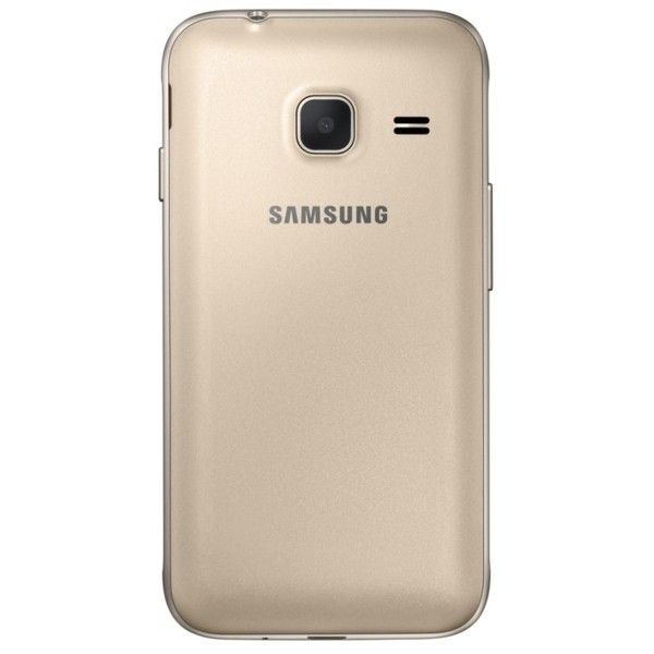 Мобильный телефон Samsung Galaxy J1 mini Gold (SM-J105HZDDSEK)  - 1