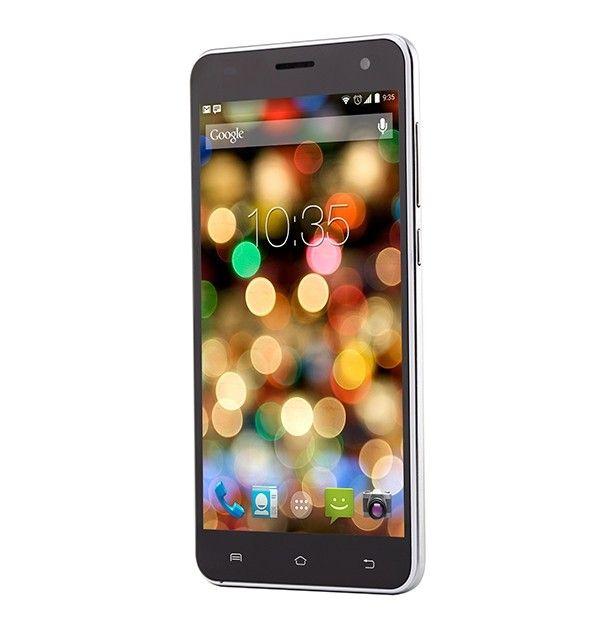 Мобильный телефон Nomi i504 Dream White/Orange - 4