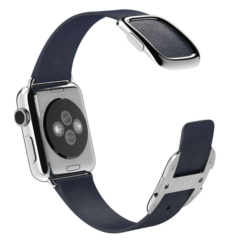 Ремешок Modern для Apple Watch 38мм (MJ5A2/MJ5C2) Midnight Blue - 1