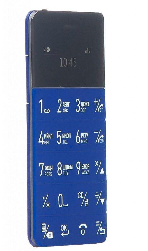 Мобильный телефон Elari CardPhone Blue (LR-CP-BL) - 3