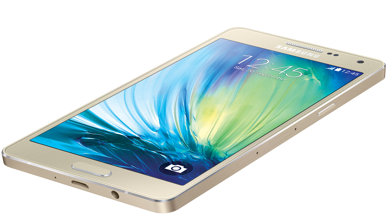 Мобильный телефон Samsung Galaxy A5 Duos SM-A500H Gold - 4