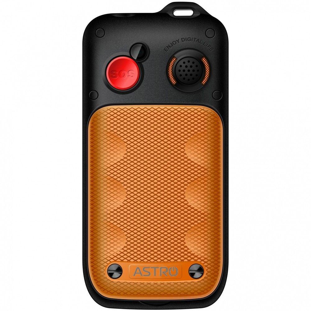 Мобильный телефон ASTRO B200 RX Orange - 1