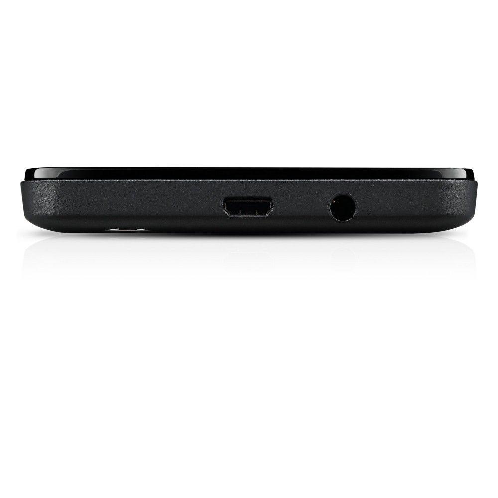 Мобильный телефон Prestigio 3506 Dual Black - 2