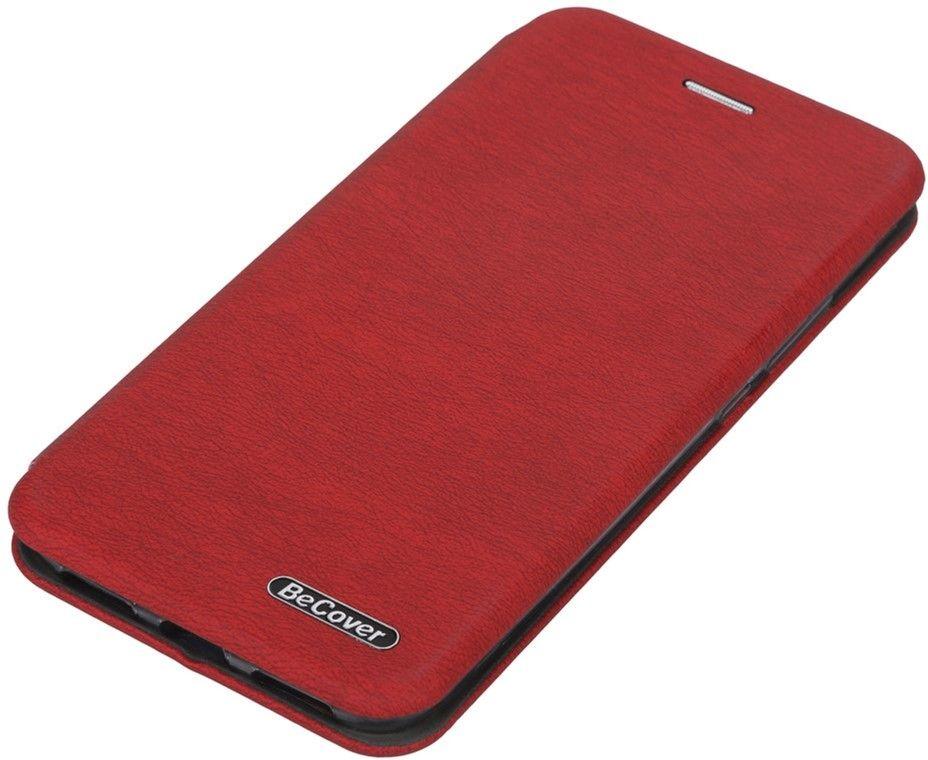 Чехол-книжка BeCover Exclusive для Samsung Galaxy A50 SM-A505 (703704) Burgundy Red