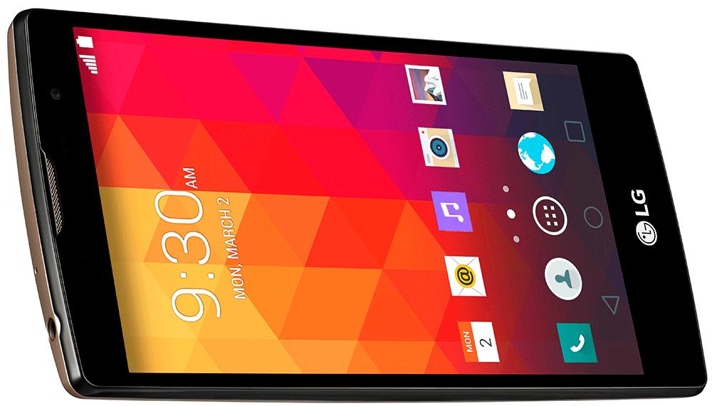 Мобильный телефон LG Magna Y90 H502F Gold - 6