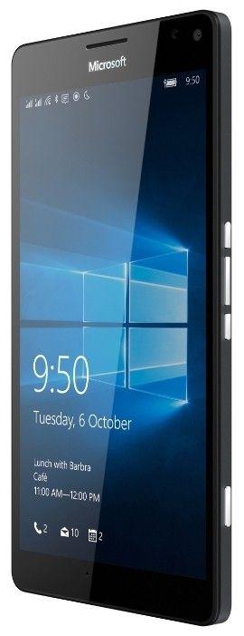 Мобильный телефон Microsoft Lumia 950 XL Black - 2