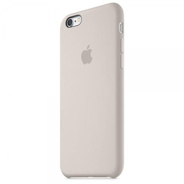 Панель Apple iPhone 6s Silicone Case Antique White (MLCX2ZM/A) - 1
