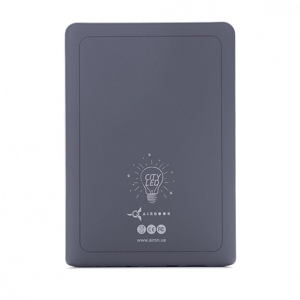 Электронная книга AirBook City LED White - 1