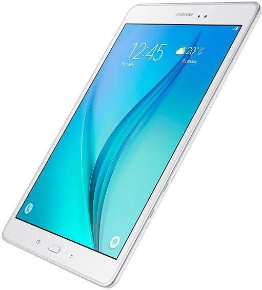 "Планшет Samsung Galaxy Tab A 9.7"" 16GB White (SM-T550NZKASER) - 5"