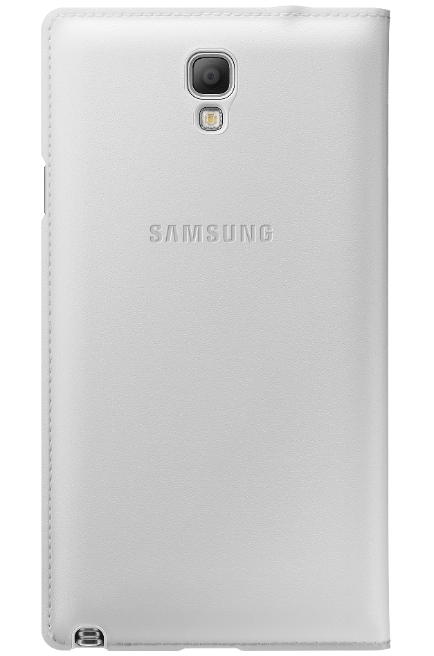 Чехол Samsung Flip Wallet для Galaxy Note 3 EF-WN750BWEGRU White - 1