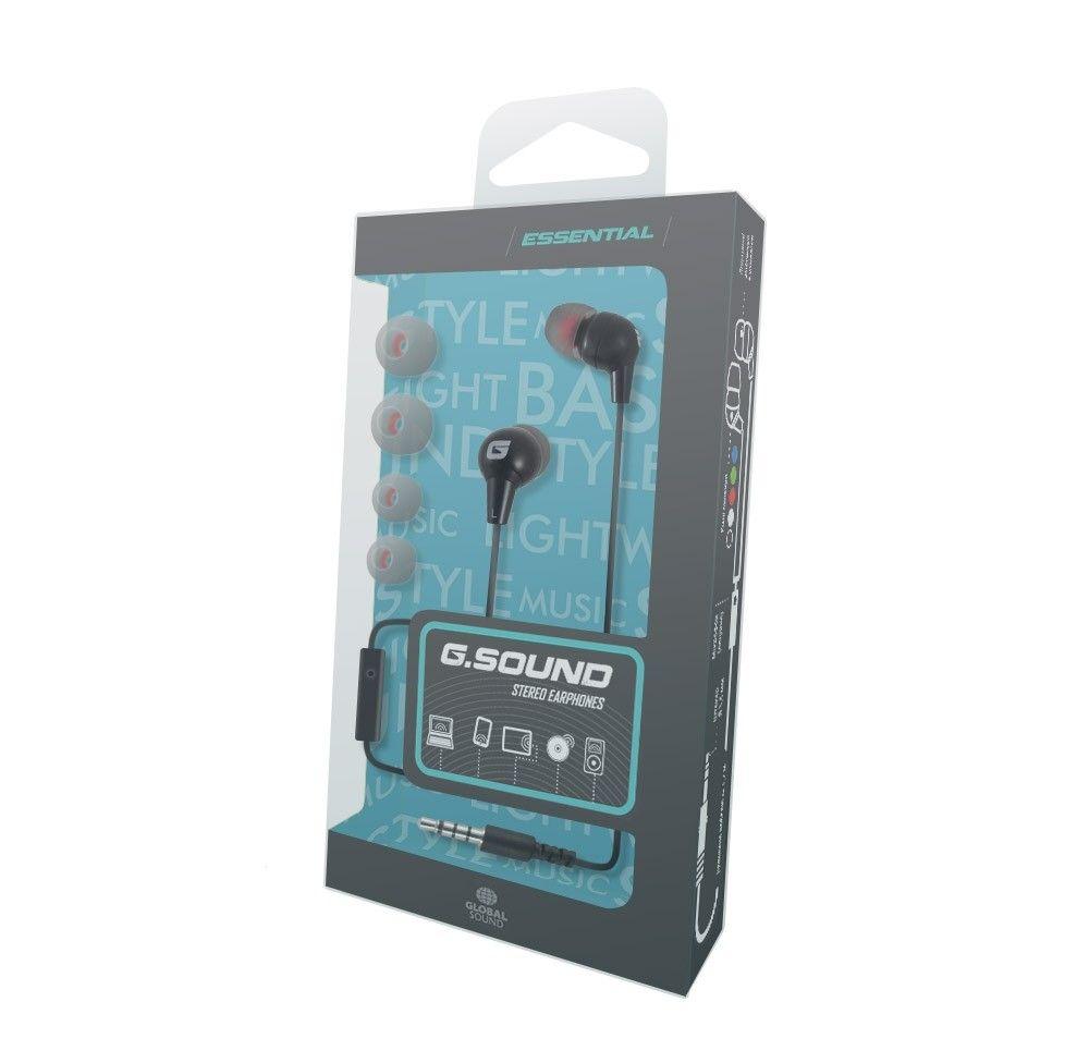 Наушники G.Sound A0064BkM Black - 1