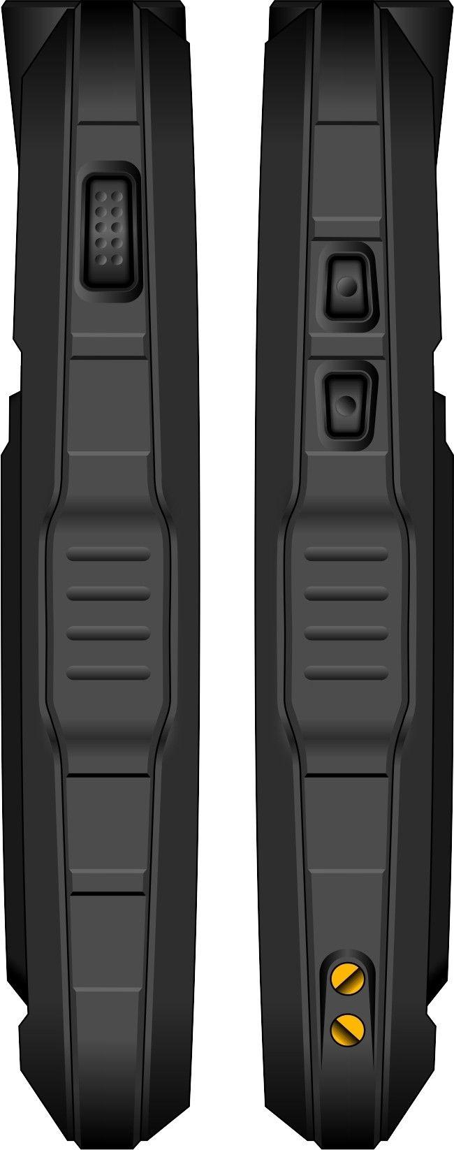 Мобильный телефон RugGear RG310 Voyager Black (RG310VB) - 2