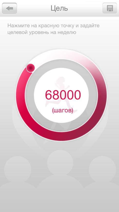 Смарт часы Prestigio Smart Pedometer (PHCPED) - 6