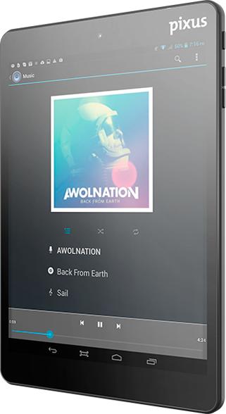 Планшет Pixus Touch 7.85 3G - 2