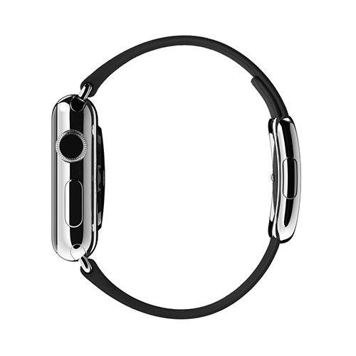 Ремешок Modern для Apple Watch 38мм (MJY72/MJY82/MJY92) Black - 3