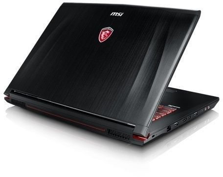 Ноутбук MSI GE72 6QF Apache Pro (GE726QF-016XUA) - 1