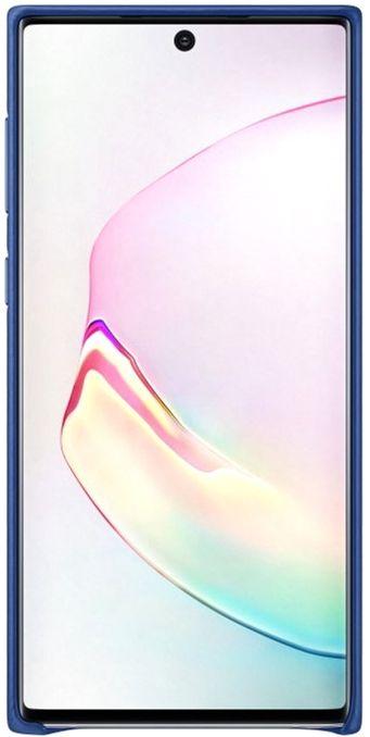 Чехол Samsung Leather Cover для Samsung Galaxy Note 10 (EF-VN970LLEGRU) Blue от Територія твоєї техніки - 2
