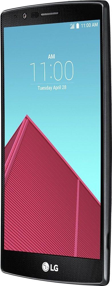 Мобильный телефон LG H818 G4 Leather Black - 5