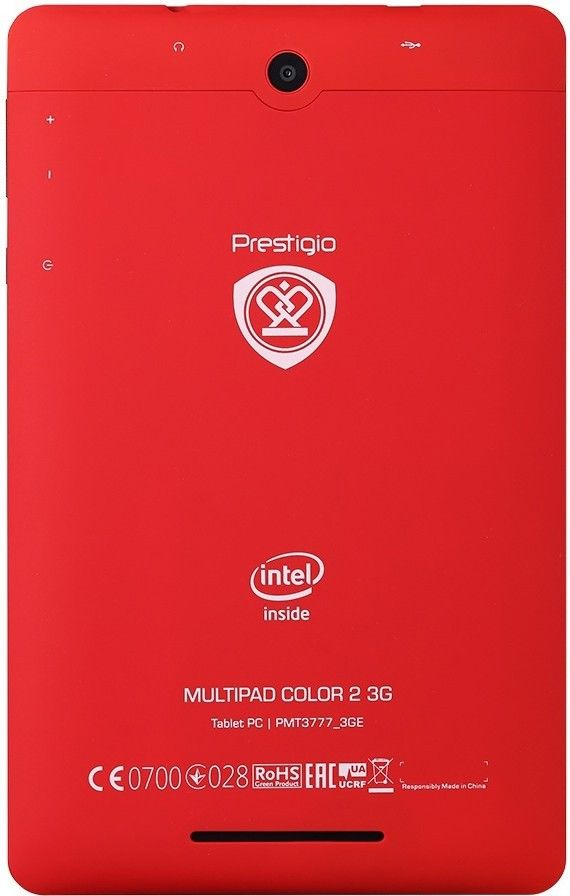 Планшет Prestigio MultiPad Color 2 16GB 3G Red (PMT3777_3GE_D_RD_CIS) - 5