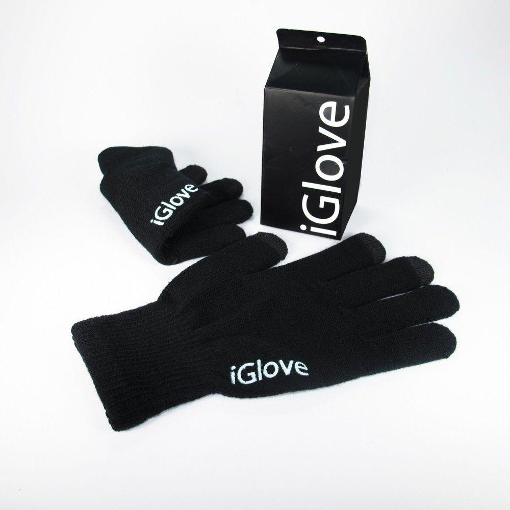 Перчатки для сенсорных экранов iGlove Черные - 4