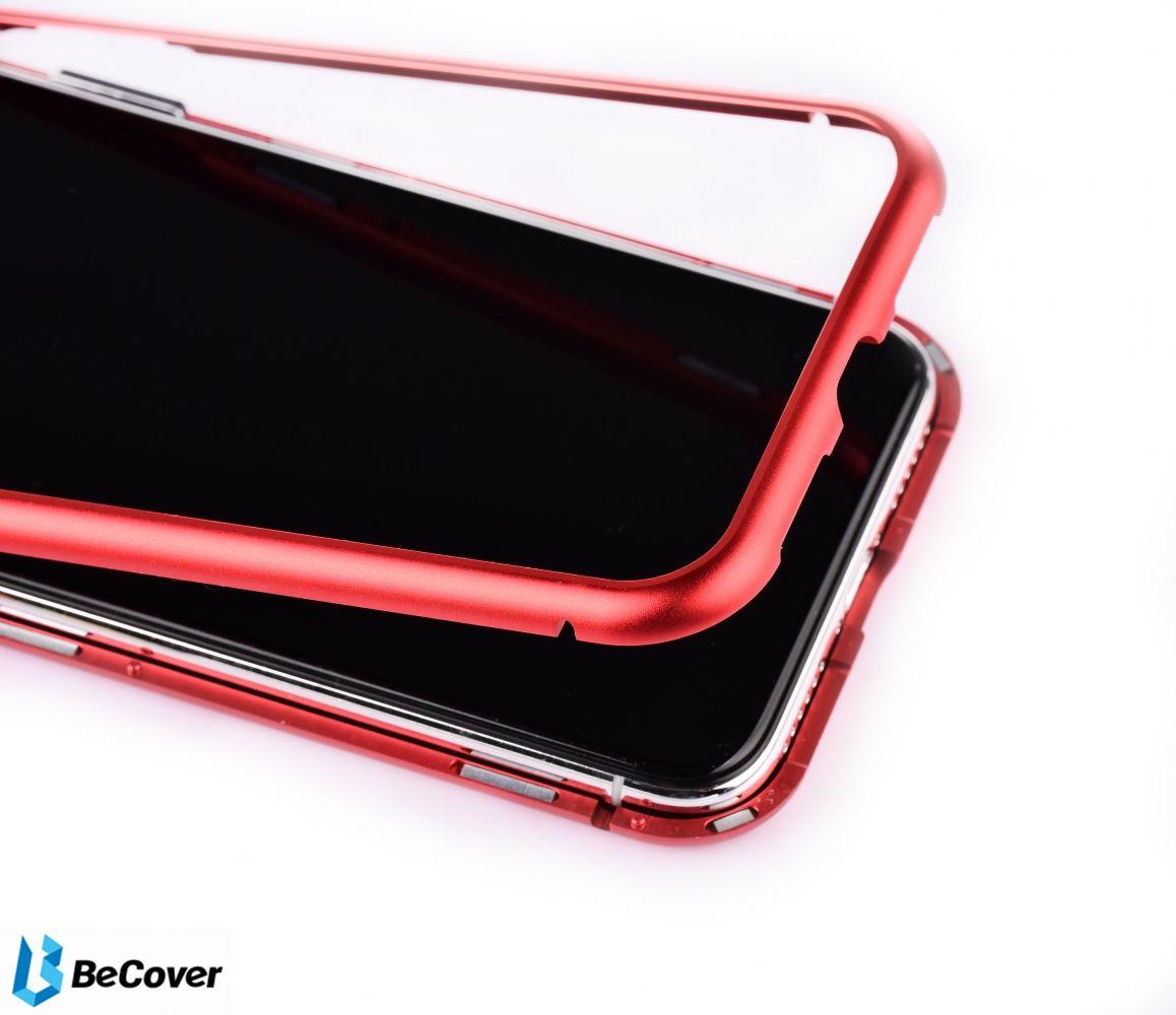 Панель BeCover Magnetite Hardware для Samsung Galaxy S9 SM-G960 (702801) Red