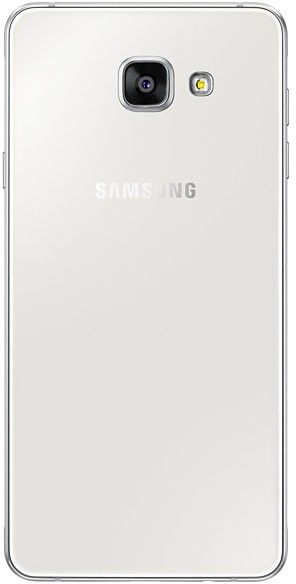 Мобильный телефон Samsung Galaxy A7 2016 Duos SM-A710 16Gb (SM-A710FZWDSEK) White - 1