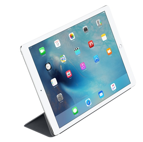 """Чехол-книжка Apple Smart Cover для iPad Pro 12.9"""" (MK0L2ZM/A) Charcoal Gray - 4"""