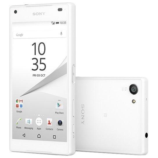 Мобильный телефон Sony Xperia Z5 Compact E5823 White - 3