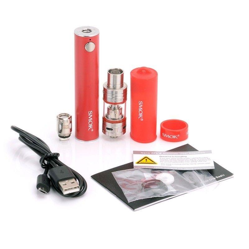 Стартовый набор Smok Stick Basic Kit Red (SMSBKRD)  - 2