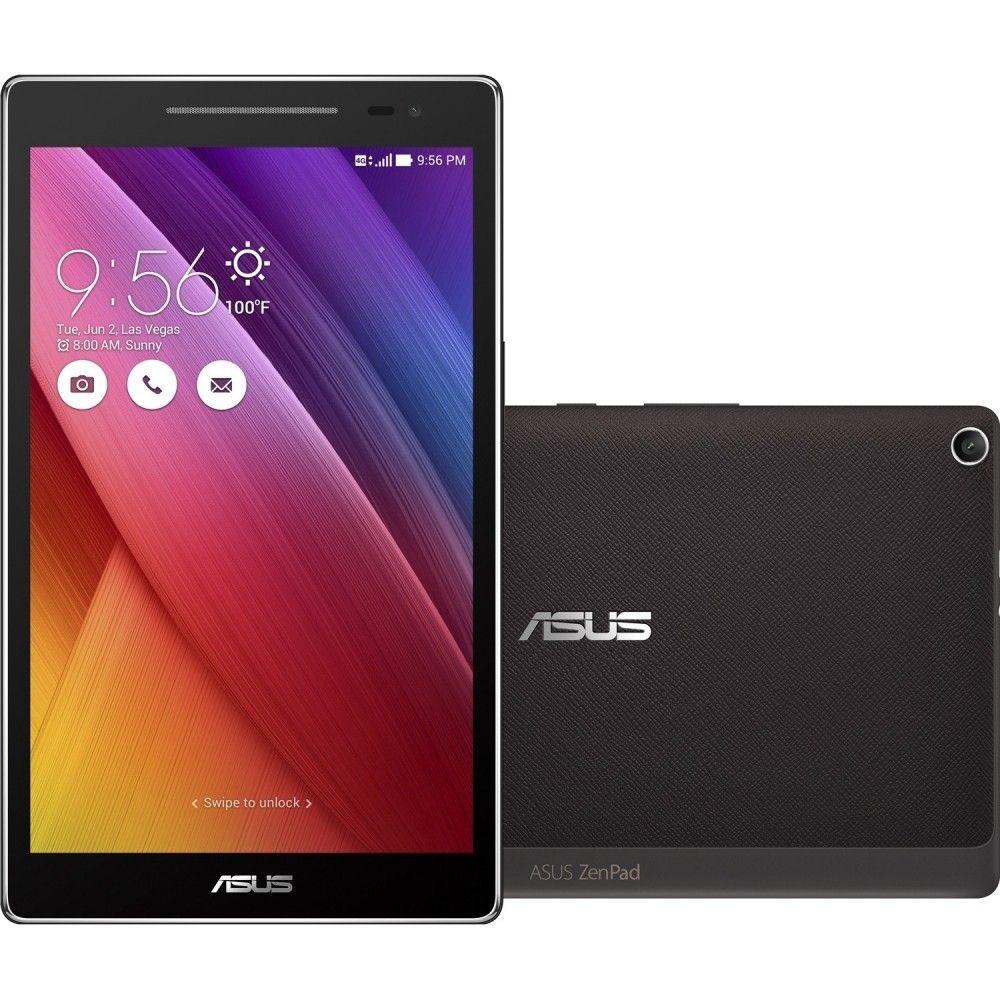 Планшет Asus ZenPad 8.0 LTE 16GB Black (Z380KL-1A008A) - 5