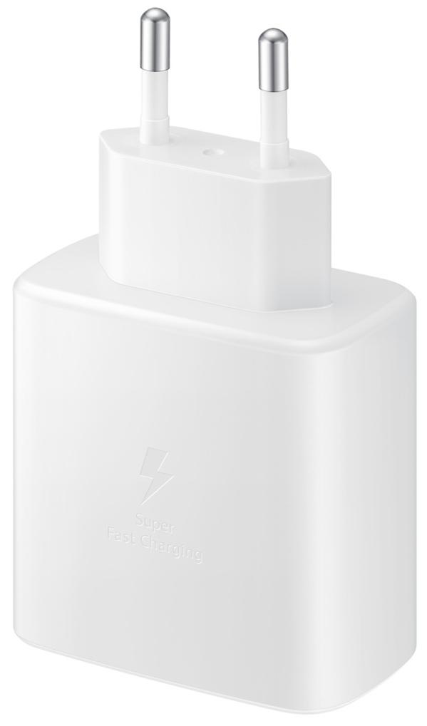 Сетевое зарядное устройство Samsung Fast Charging Type-C 45W (EP-TA845XWEGRU) White от Територія твоєї техніки - 2