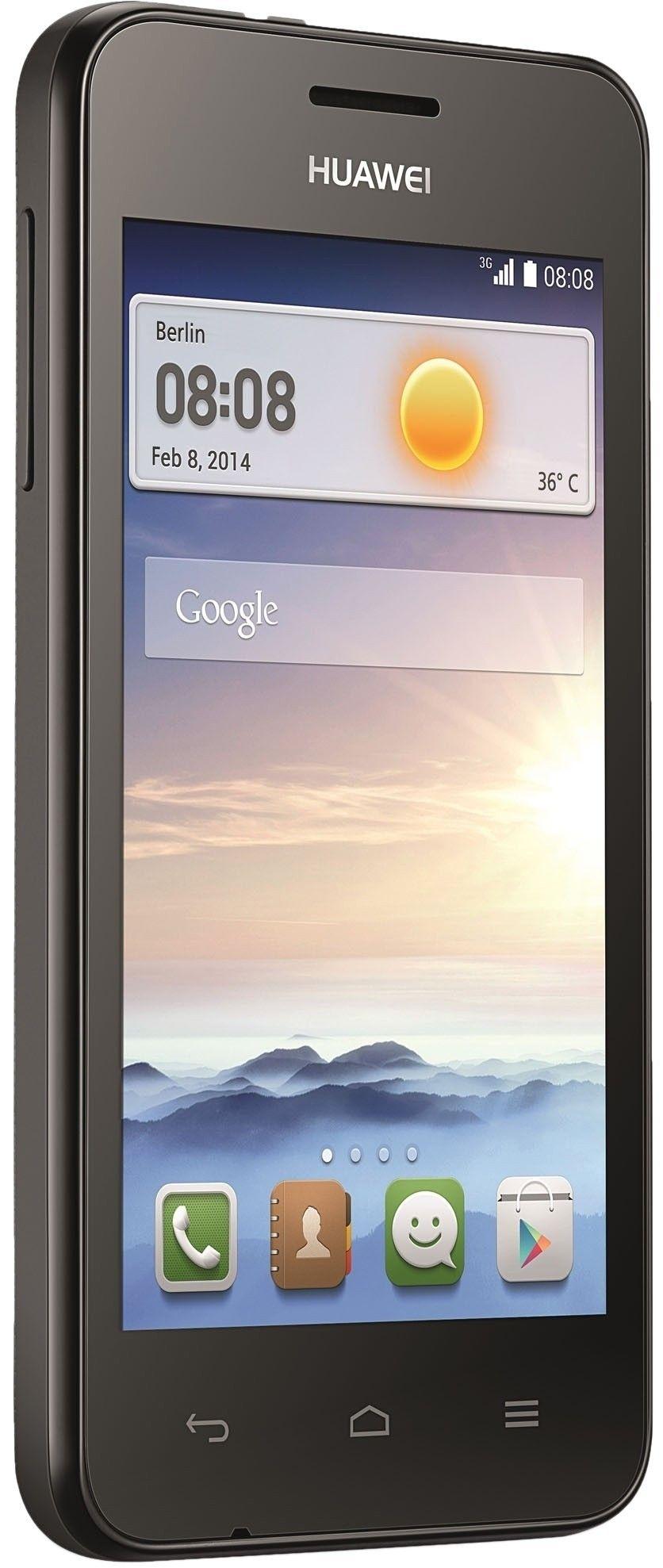 Мобильный телефон Huawei Ascend Y330-U11 DualSim Black (51059272) - 2