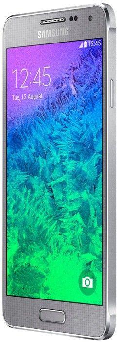 Мобильный телефон Samsung Galaxy Alpha G850F Sleek Silver - 5