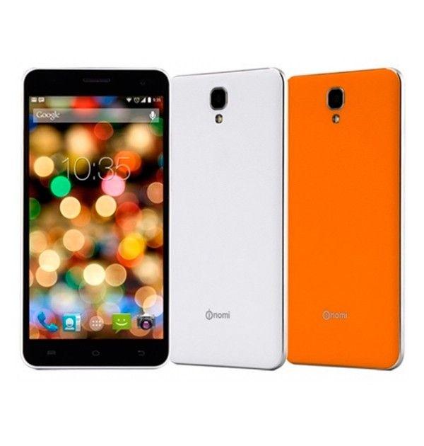 Мобильный телефон Nomi i504 Dream White/Orange - 1