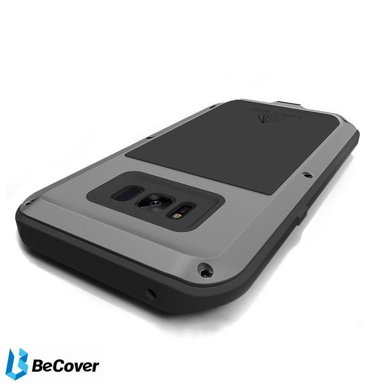 Панель Love Mei Powerful для Samsung Galaxy S8+ SM-G955 (BC_703130) Black от Територія твоєї техніки - 2