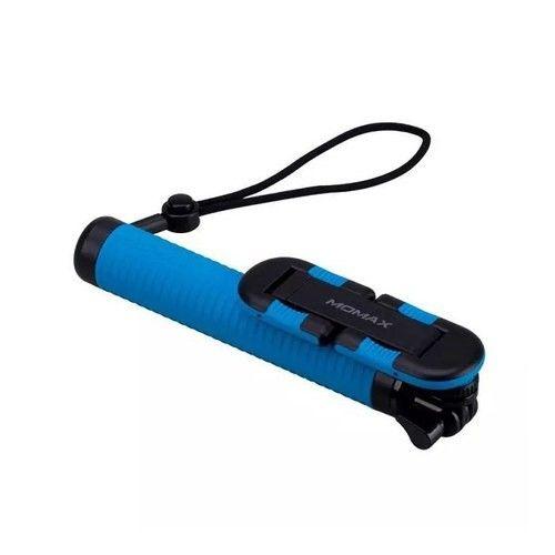 Монопод для селфи MOMAX Selfie Hero Bluetooth Selfie Pod 150cm Blue/Black (KMS8D) - 3