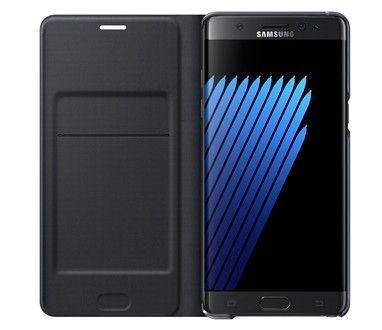 Чехол Samsung LED View для Samsung N930 Galaxy Note 7 Black (EF-NN930PBEGRU) - 2
