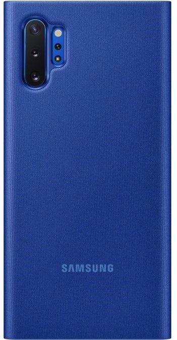 Чехол-книжка Samsung Clear View Cover для Samsung Galaxy Note 10 Plus (EF-ZN975CLEGRU ) Blue от Територія твоєї техніки - 2