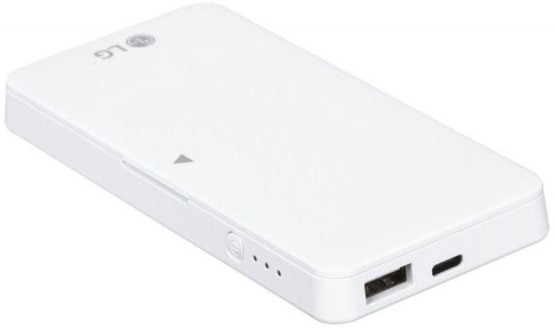 Гибридная зарядная станция LG BCK-5100 (для LG G5) White (BCK-5100.AGRAWH) - 1
