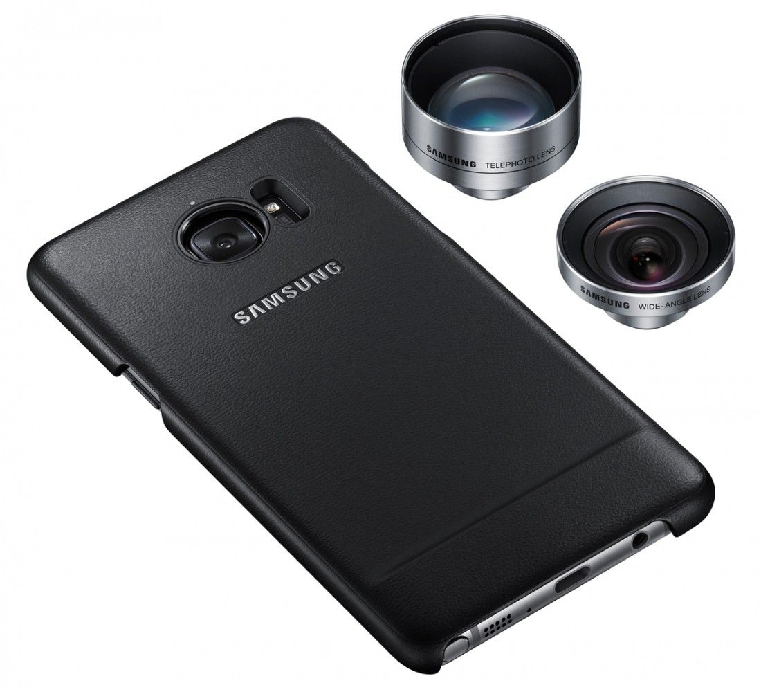 Чехол Lens Cover Samsung Note 7 Black (ET-CN930DBEGRU) - 2