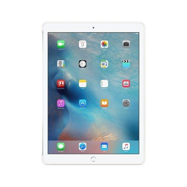 "Силиконовый чехол Apple Silicone Case для  iPad Pro 12.9"" (MK0E2ZM/A) White - 2"