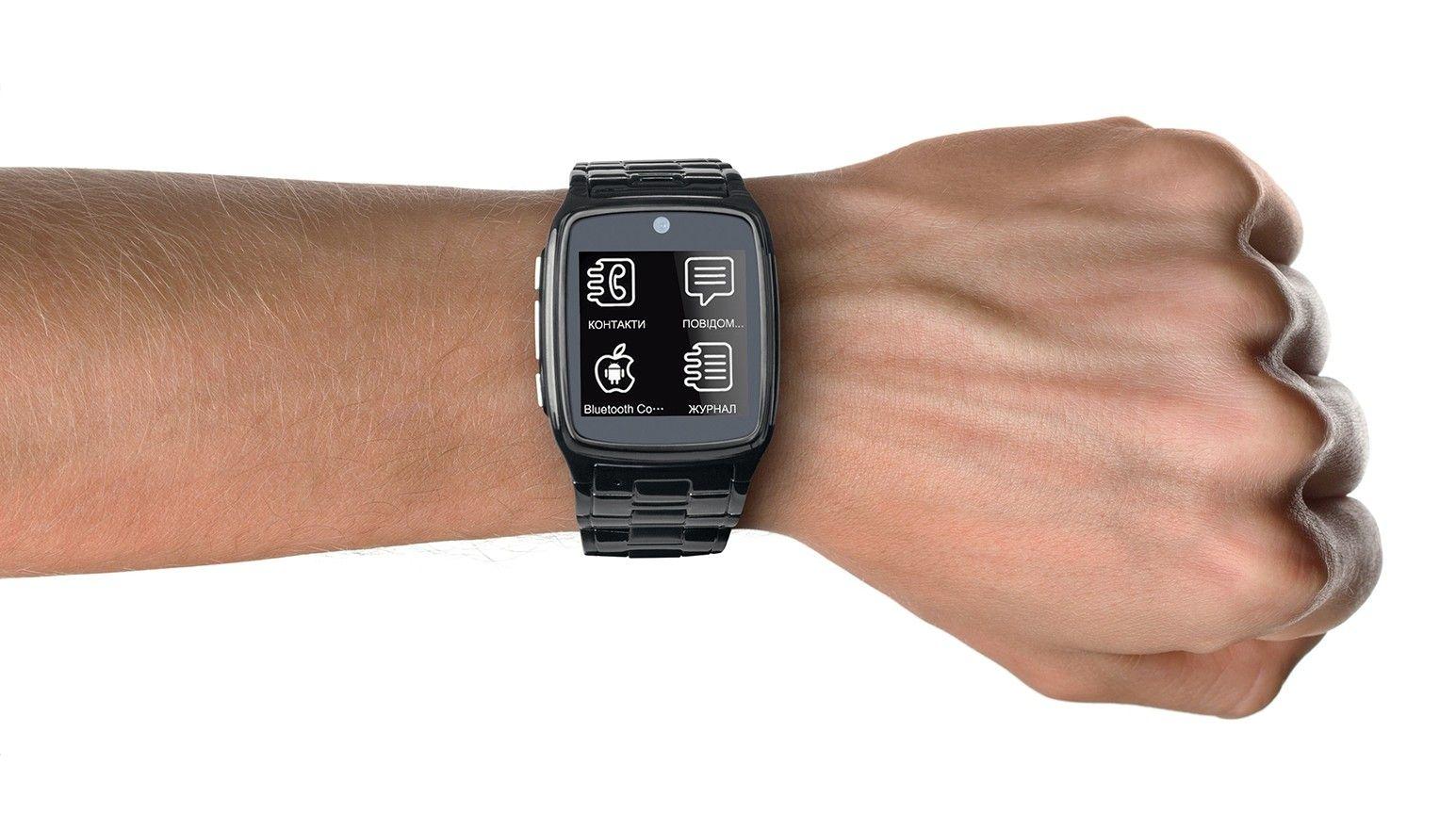 Смарт часы AIRON GTi 2 Black - 3