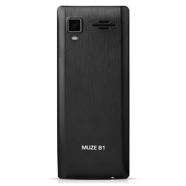 Мобильный телефон Prestigio 1280 Muze B1 Dual Black - 1