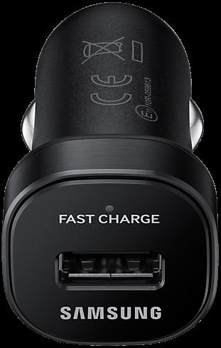 Автомобильное зарядное устройство Samsung Fast Charge Mini (EP-LN930BBEGRU) от Територія твоєї техніки - 2