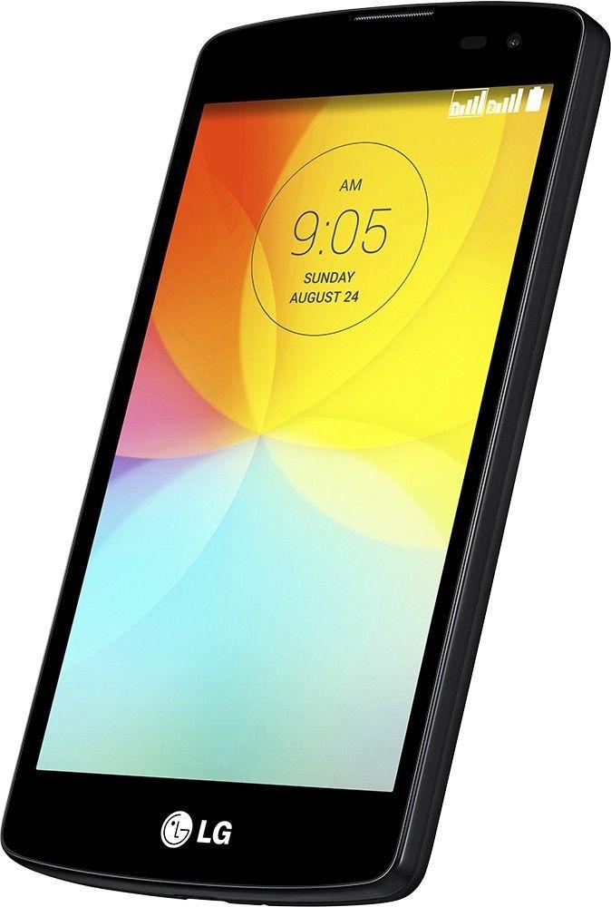 Мобильный телефон LG L Fino D295 Dual Sim Black - 6