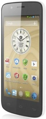 Мобильный телефон Prestigio MultiPhone 5504 DUO White - 3