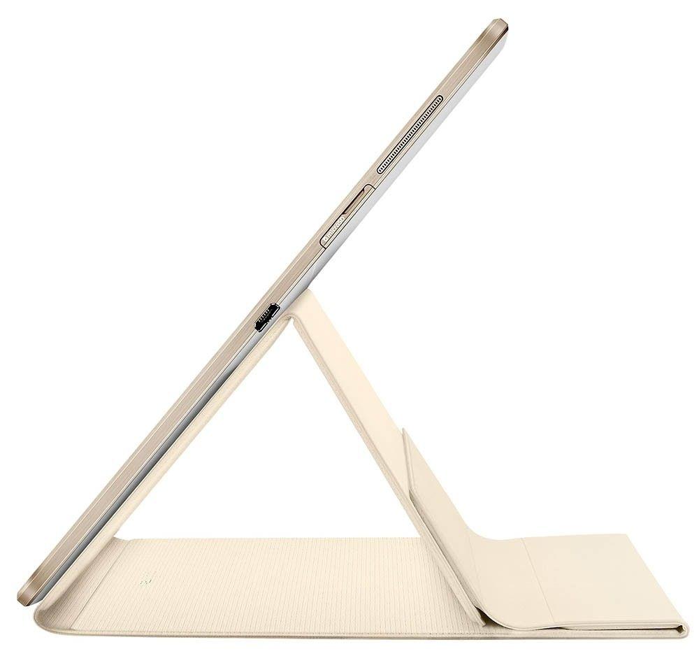"Чехол Samsung T80x для Samsung Galaxy Tab S 10.5"" Dazzling White (EF-BT800BWEGRU) - 6"